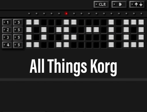All Things Korg DS 10