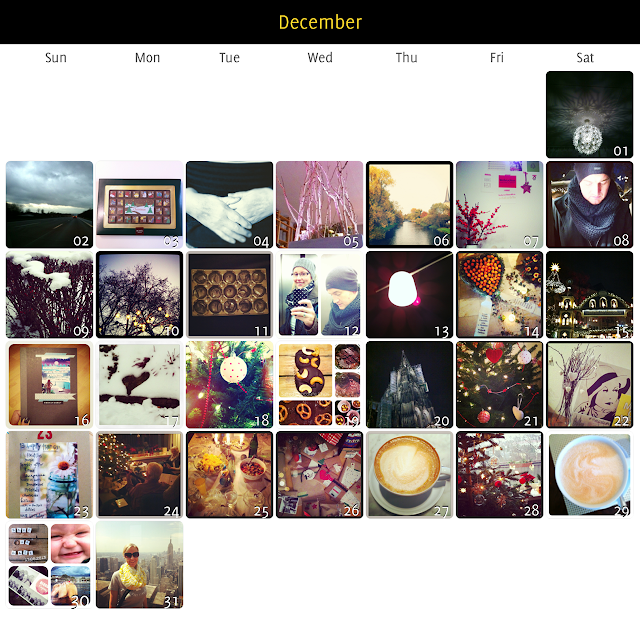 Photo a day December by Fat Mum Slim Collage