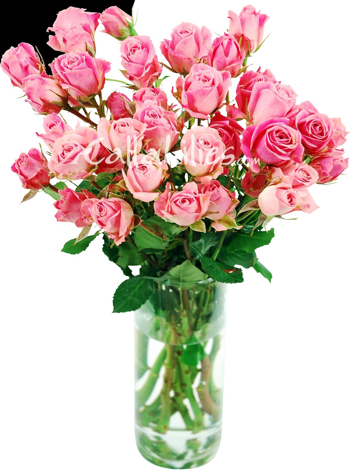 Flowers In A Vase Beautiful Flowers