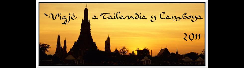 Viaje a Tailandia y Camboya 2011