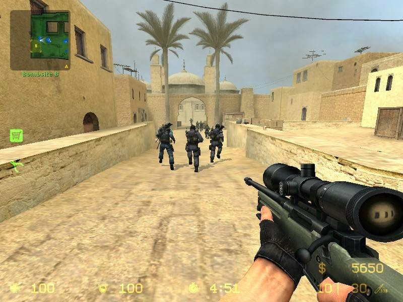 Counter Strike: Source (2013) nonSTEAM Full Version