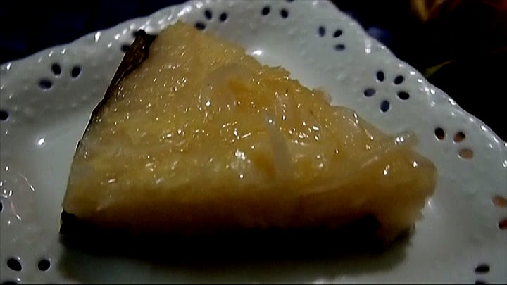 how to make cassava cake without oven