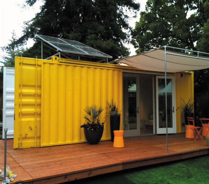 Honduras blog casa modular compacta hecha a partir de - Casa hecha con contenedores ...