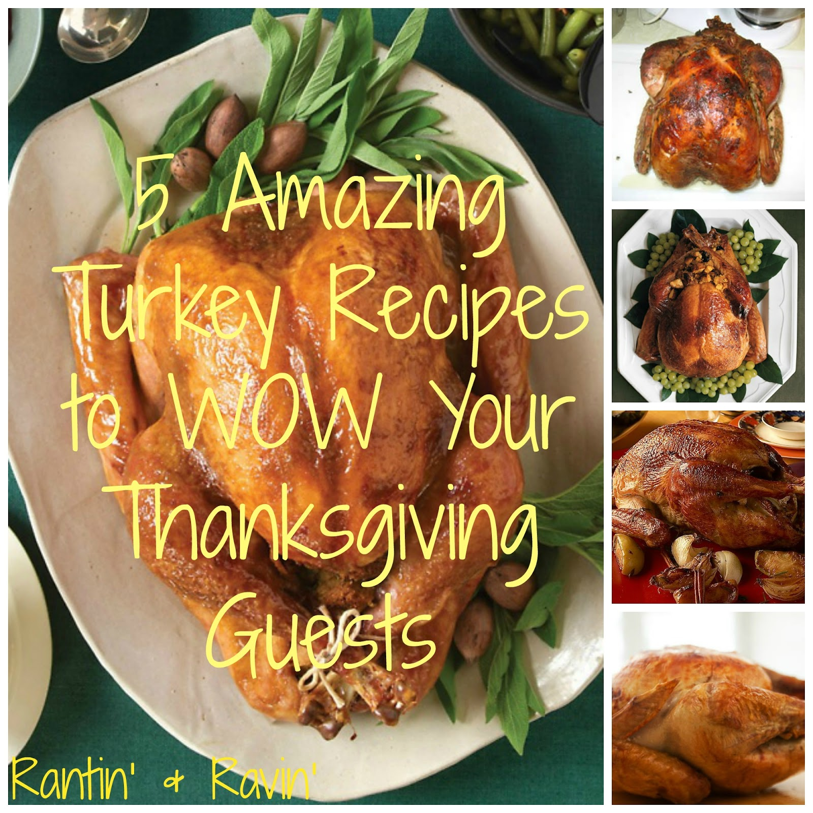 Perfect Turkey Recipes — Dishmaps