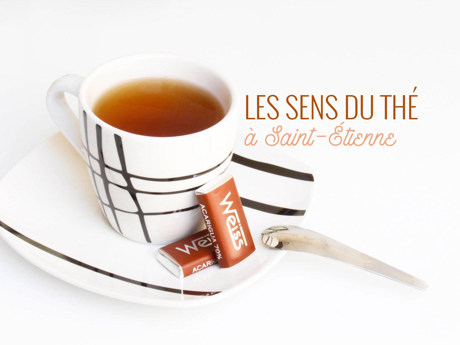 les sens du thé saint etienne