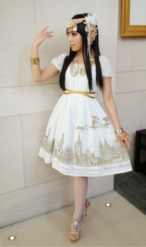 Tamie - Egyptian lolita