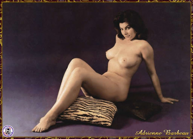 Adrienne Barbeau shows naked boobs and exposed body