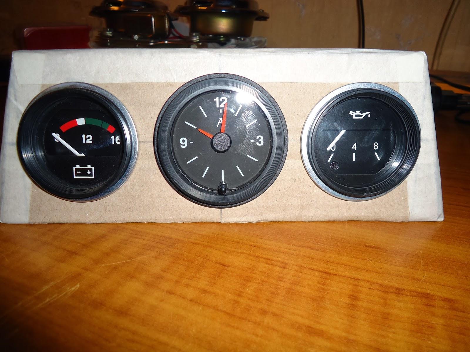 Дополнительные приборы в авто. Какие бывают и для 98