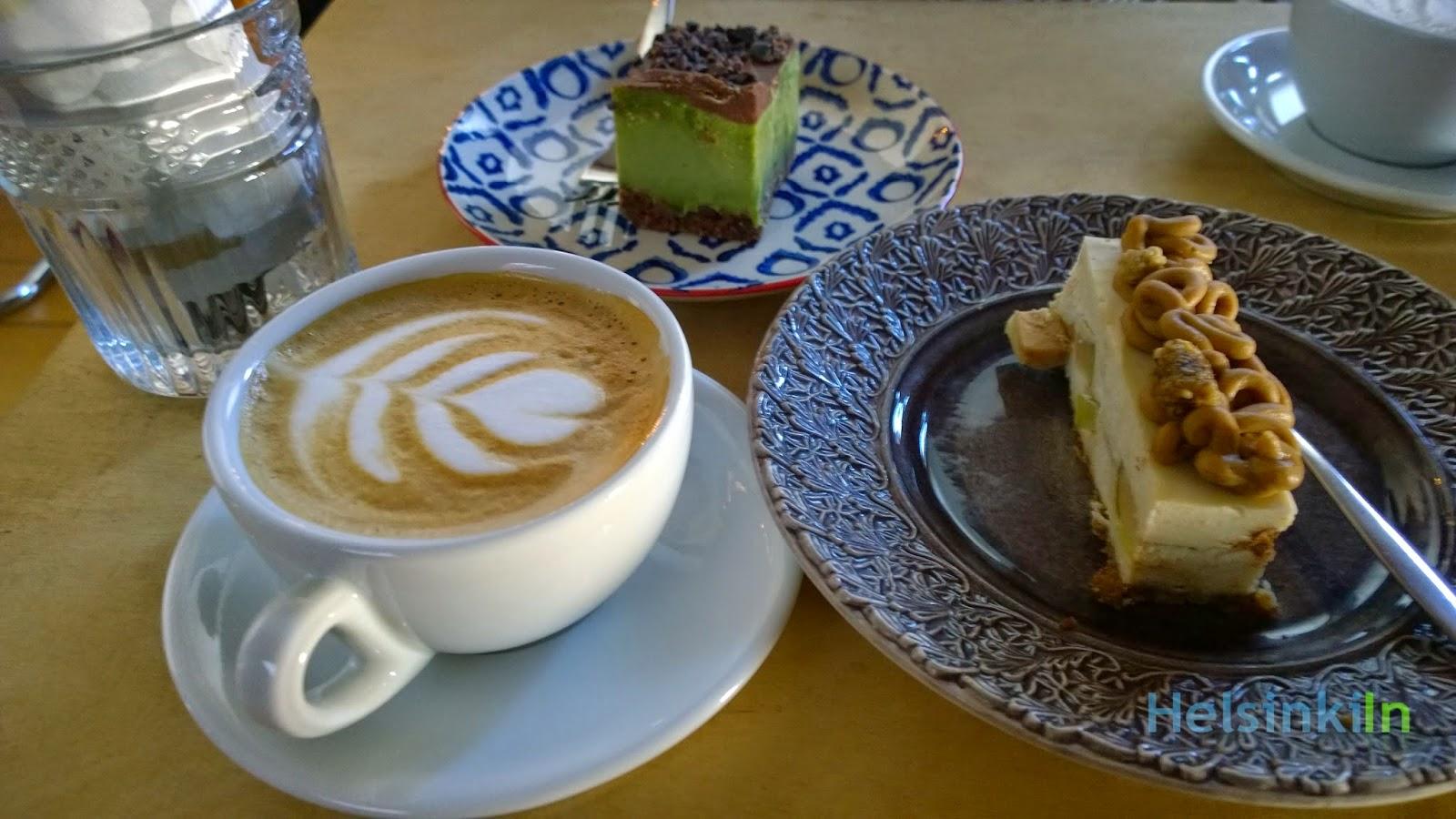 coffee break at Café Kokko