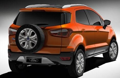 Ford Ecosport Concept SUV