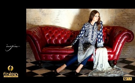 Stylish Linen Shirt by Firdous