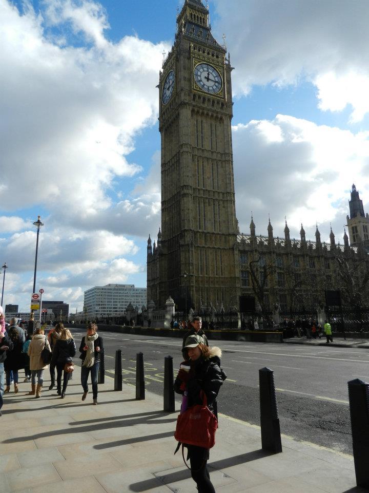 Loving the Brit World
