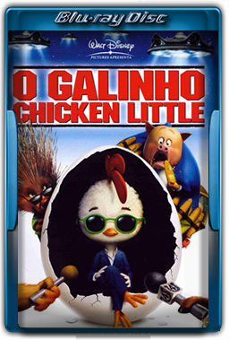 O Galinho Chicken Little Torrent dublado