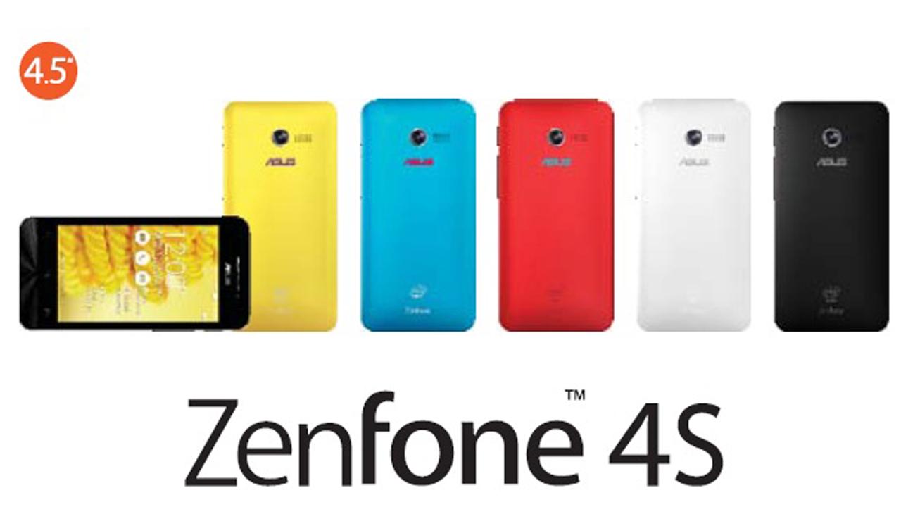 Harga dan Spesifikasi Asus Zenfone 4 A450CG