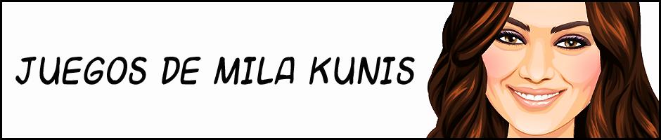 Juegos de Mila Kunis
