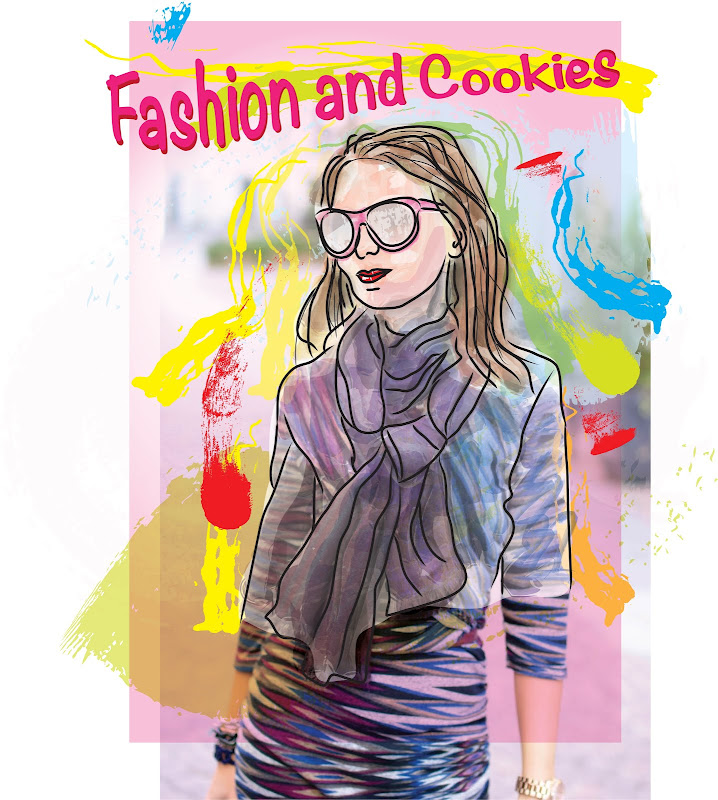 cartoonized, Fashion and Cookies