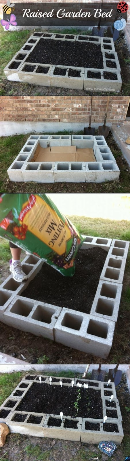 How to Raised Bed Garden Designs