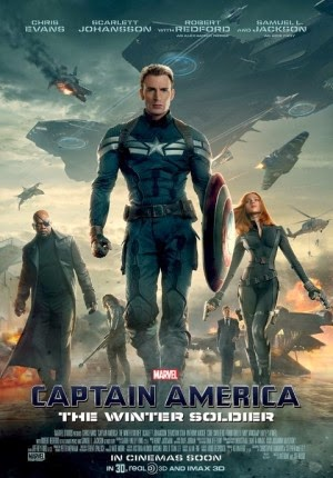 Jadwal CAPTAIN AMERICA: THE WINTER SOLDIER Platinum Cineplex Cibinong
