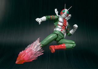 Bandai SH Figuarts Kamen Rider V3 figure