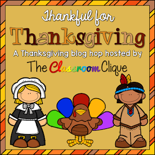 Thankful for Thanksgiving Blog Hop Planet Happy Smiles