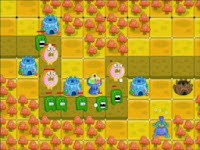 Sweet Planet FLASH GAME
