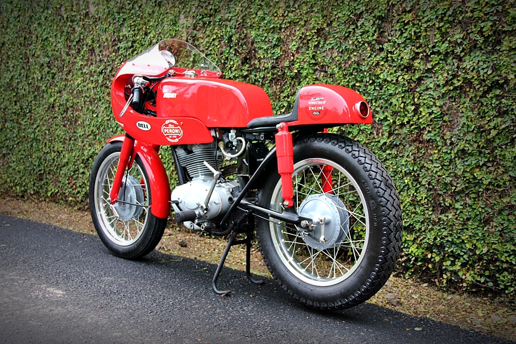 Sdtherapy: 1962 Ducati 125 Sport