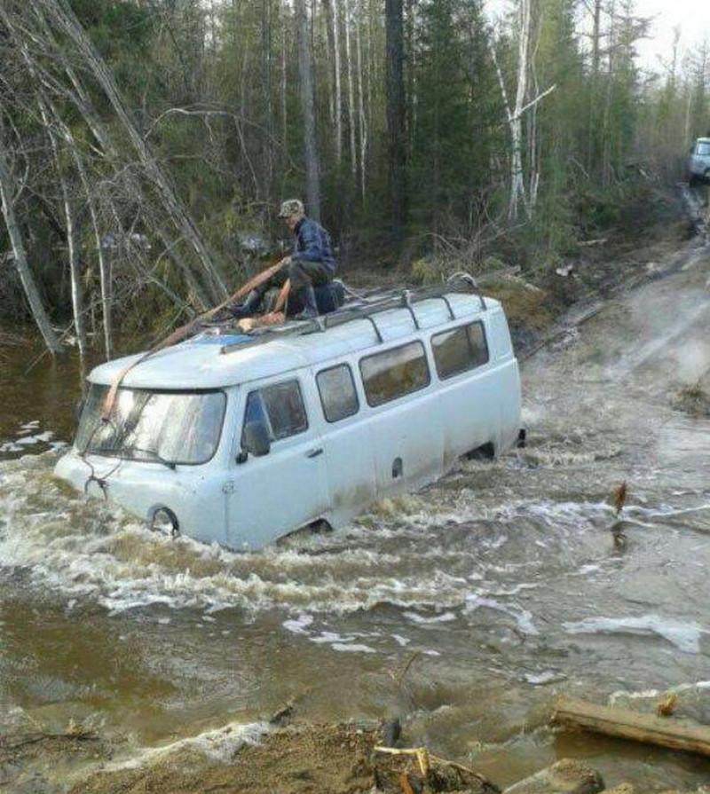 Такое возможно только в России (25 фото)