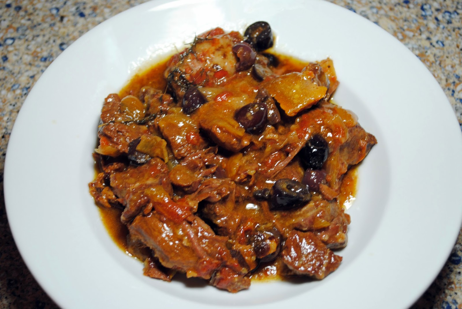 pictures Slow-Cooked Provenccedilal Beef Stew