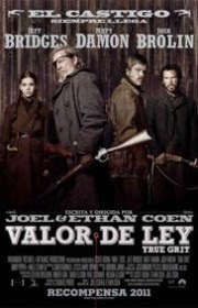 Valor de ley (True Grit) (2010)