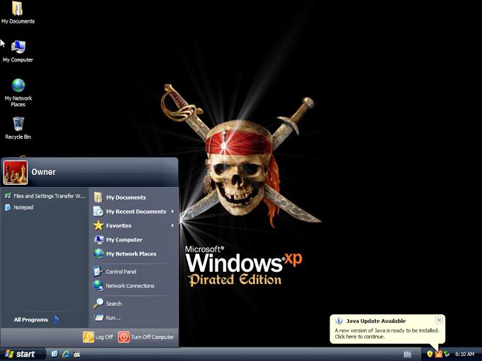windows xp iso  from microsoft