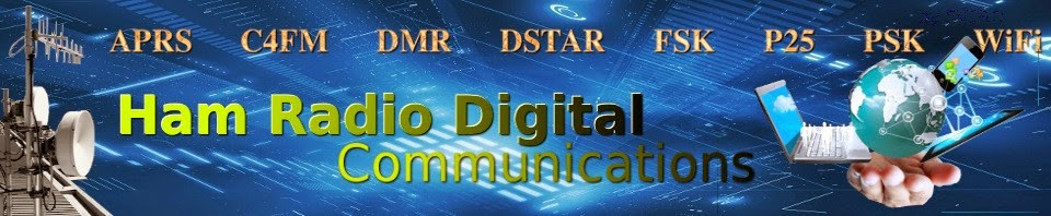 HAM RADIO DIGITAL COMMUNICATIONS