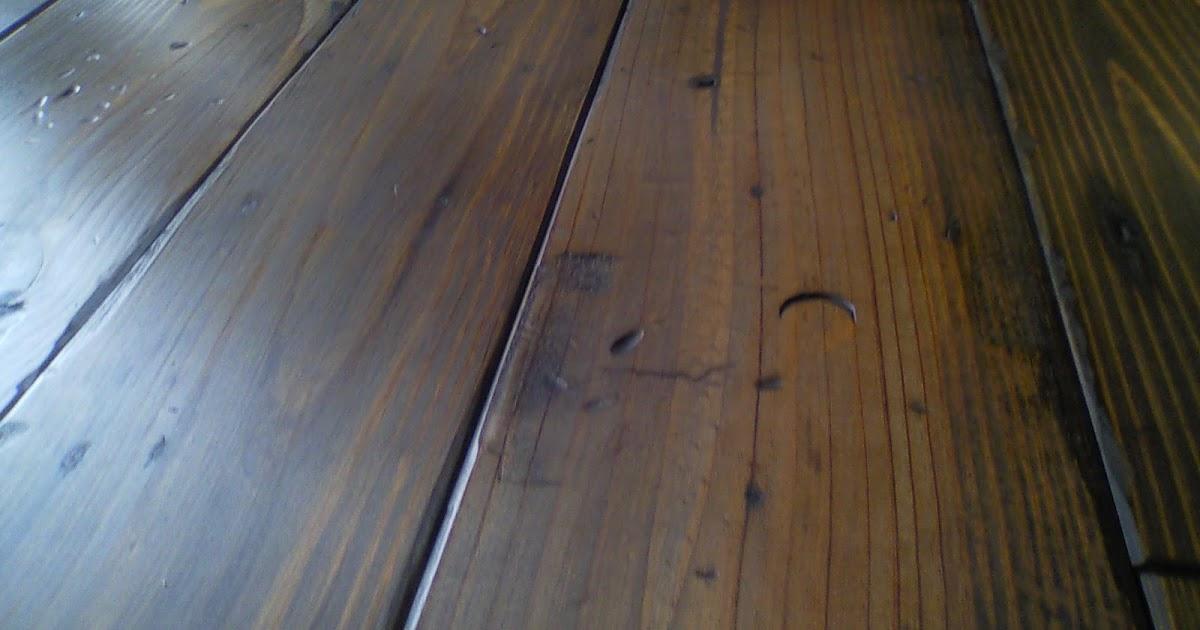 Authentic Pine Floors Grandpa Mac