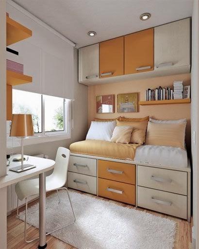 ruang tidur kecil
