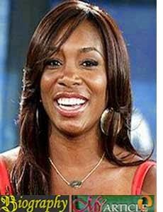 Venus Ebony Starr Williams