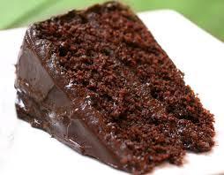 Receita de Bolo de Chocolate sem farinha