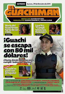 El Guachiman Poster