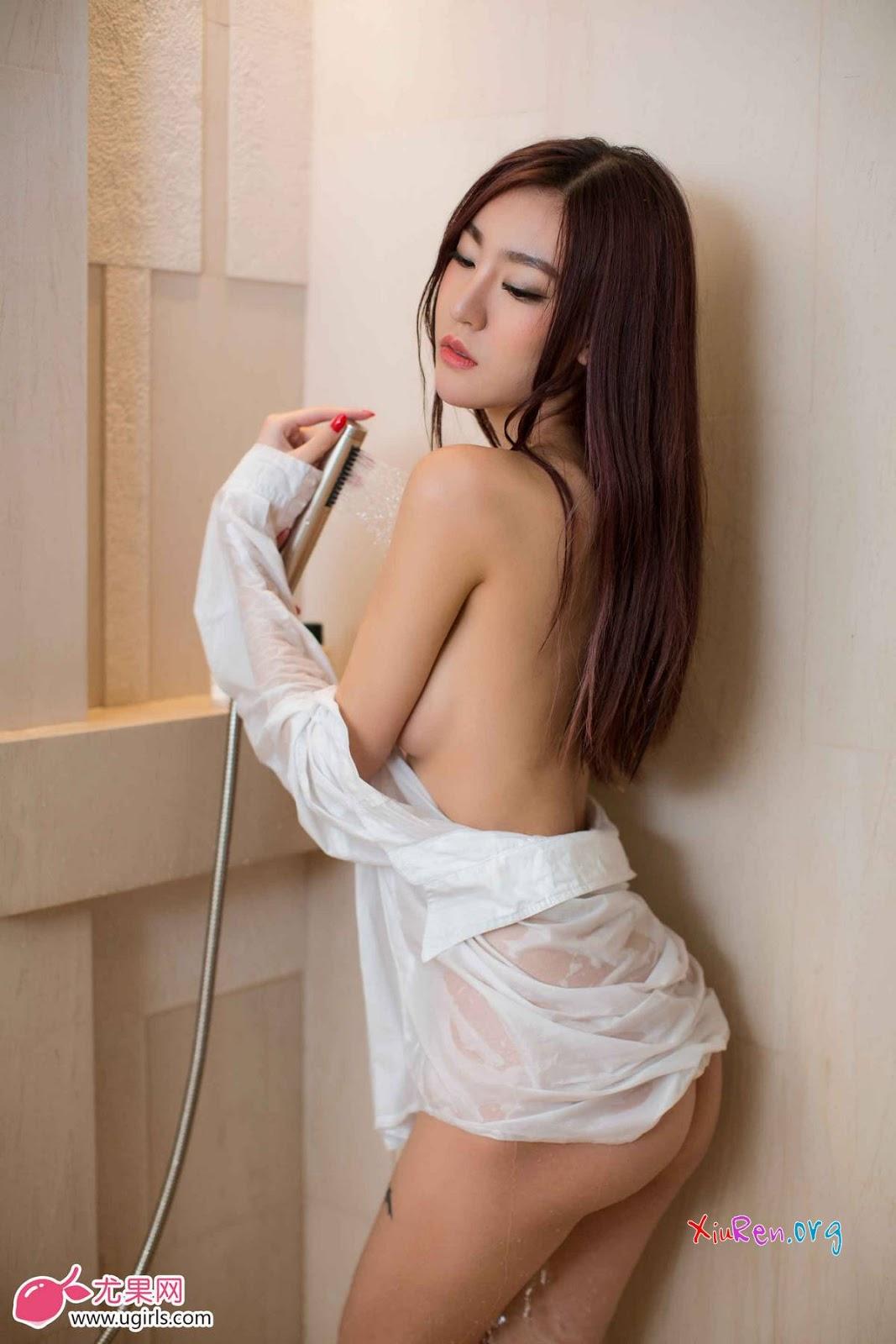 Ảnh gái đẹp HD mình dây ngực khủng bố 8