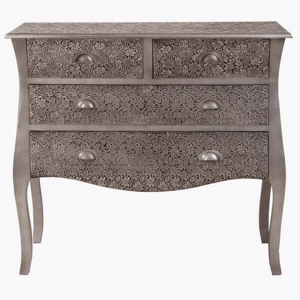 Muebles de forja muebles repujados en aluminio - Muebles en aluminio ...