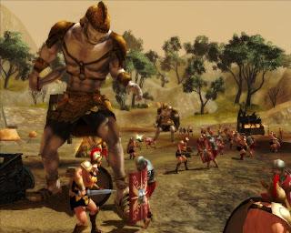 Gods & Heroes Rome Rising