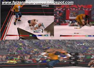 Wwe impact 2011 cheats