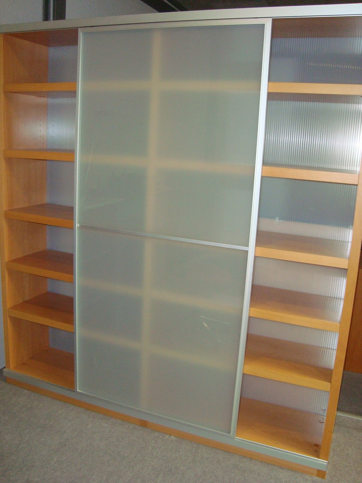 Liquidacion muebles de dise o estanterias librerias for Liquidacion de muebles