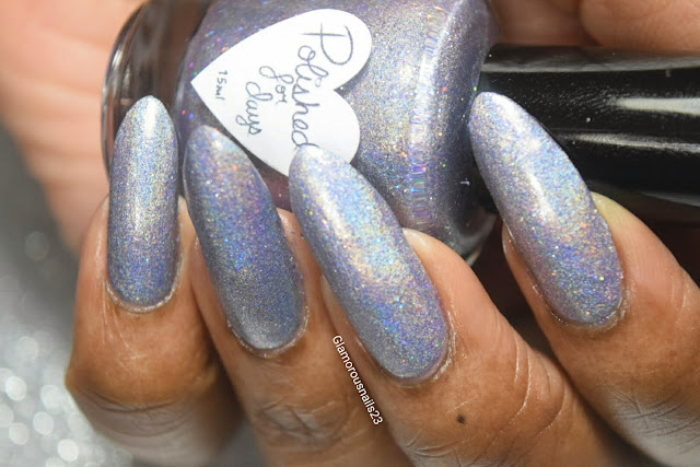 "Polished For Days ""Out Of This World"" Swatch"