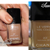 Le Vernis Chanel: Sahara Beige