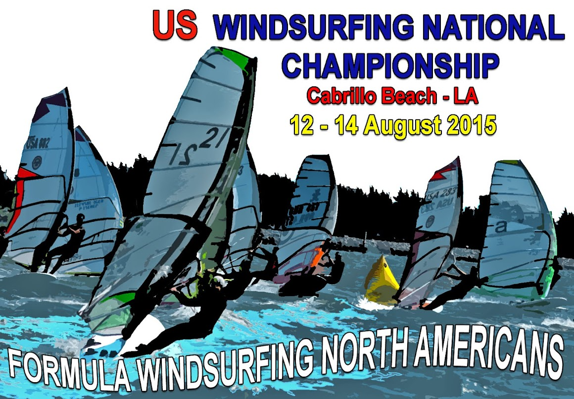 2015 US Nationals and Formula Windsurfing North American Championship