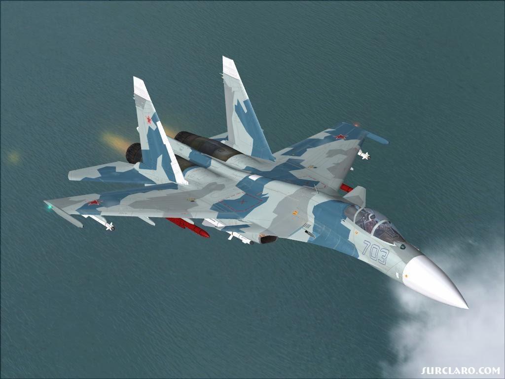 TNI Inginkan Pesawat Sukhoi SU-35