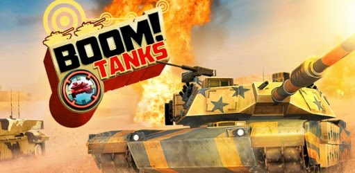 Boom! Tanks MOD APK+DATA (Unlimited Money)