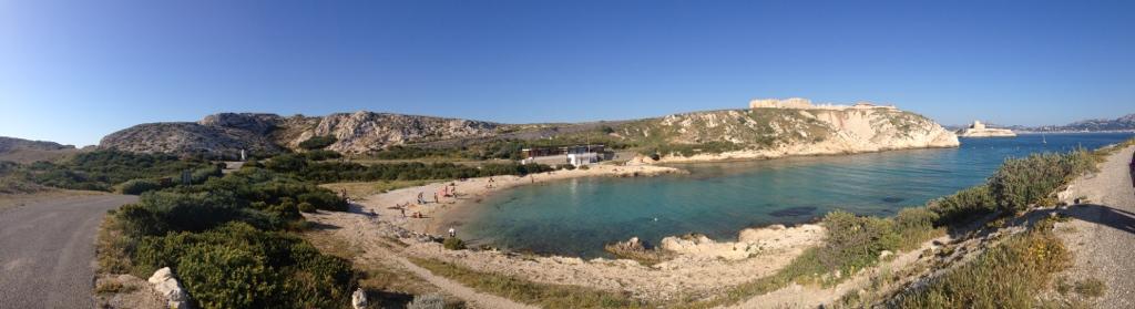 Frioul Beach
