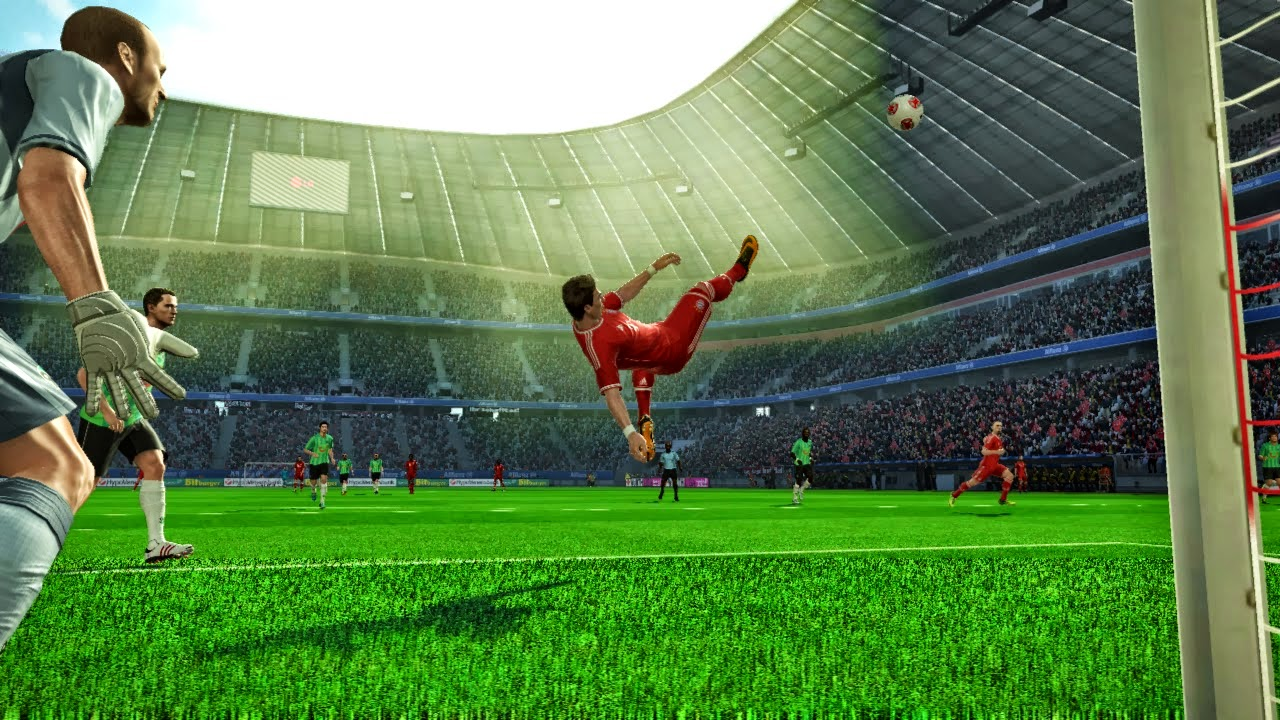 Tips Tendangan Salto 100% Bisa di Winning Eleven Ps2 2014
