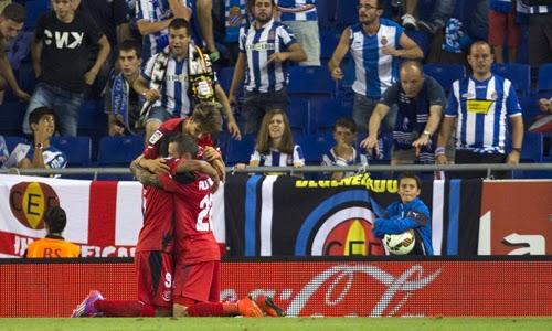 Crónica RCD Espanyol 1 Vs Sevilla FC 2