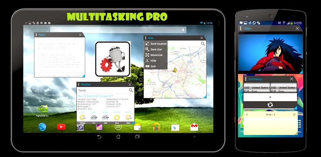 Multitasking Pro v1.03 APK DOWNLOAD